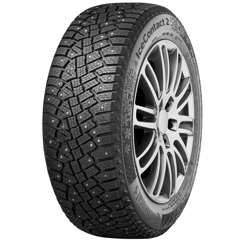 Continental ICE Contact 2XL 215/55R17 98T